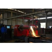 Quality CNC Plasma Pipe Profile Cutting Machine For Round or Square Steel Pipe for sale