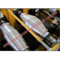 Quality PPGI GI PPGL Aluminium / Steel Downspout Roll Forming Machine for sale