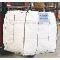 Quality superior quality polypropylene jumbo bag,polyethylene sandbags scrap woven pp bulk bag, pp big jumbo bag for sand, pack for sale