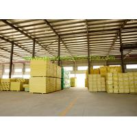 Quality Surface Planed / Grooved Styrofoam Insulation Board for Cold Chain Logistic Truck​ for sale