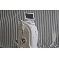 Buy Vertical SHR Permanent Hair Removal Machine , IPL Hair Remover for Men at wholesale prices
