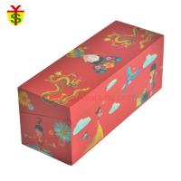 Buy Wholesale Chinese Style Dragon Custom Recyclable Tea Packing Paper Boxes at wholesale prices