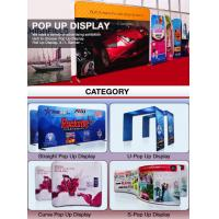 Tension Fabric Display,Portable Trade Show Wall,Custom backdrop display