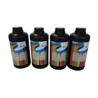 Quality UV LED Curing Ink / Digital Printing Ink For Density Board / KT Board Printing for sale
