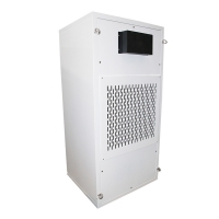 Quality FFU / BFU group control system with LCD touch control panel hepa filter fan unit for sale