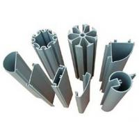 Quality Performance Extruded Aluminum Profiles Using In Exhibition , Deep Processing for sale
