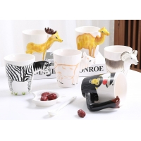 Quality 450ml Ceramic Reusable Coffee Cup for sale