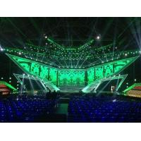 Quality Silver Aluminum Truss System With Large Loading TUV 10m X 10m X 10m for sale