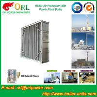 Quality Coal Fired Boiler Air Preheater 10 Ton - 1000 Ton Corrosion Resistance for sale