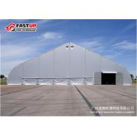 Quality Large Curve Clear Span Tent For Wedding 200 People Seater Guest Wind Resistant for sale