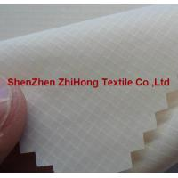 Quality Light latticed jacquard taffeta fabric for lining for sale