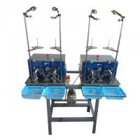 Quality Auto Embroidery Thread Winding Machine 4 Spindle CE Certification 87KG for sale