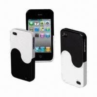 Quality PC cover for iPhone 4, available in various colors, with smooth touching texture for sale