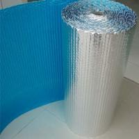Quality Roof Heat Aluminum Foil Bubble Insulation Roll for sale