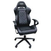 Buy cheap SGS Adjustable Folding Racing Office Chair Gaming office chair PVC with arm rest from wholesalers
