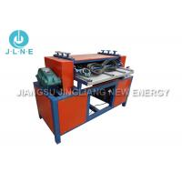 Quality Power Scrap Radiator Recycling Machine With Safety Sensor 7KW Customized for sale