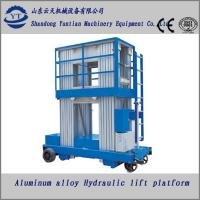Buy cheap Aluminum alloy hydraulic lifting platform from wholesalers