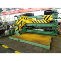 Quality Waste Car Dismantling Equipment Rotating Angle 90°, Vehicle Roller Plate - form for sale