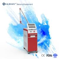 Buy cheap hospital use best skin therapy q switch nd yag laser tattoo removal system from wholesalers