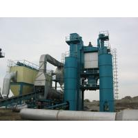 Buy Road Pavement 120t / H Asphalt Drum Mix Plant Five Cold Feeders With Two Wall at wholesale prices