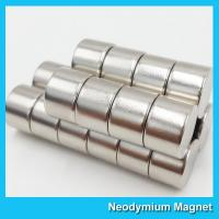 China Sintered Permanent Neodymium Small Disc Magnet For Jewelry Box N33 N35 on sale