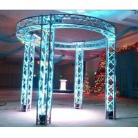 Quality Party DI Aluminum Stage Lighting Truss ARC / Ladder / Triangular / Square Shape for sale
