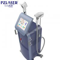 Quality Portable Permanent Hair Removal Laser Machine , Laser Depilation Machine For Salon for sale