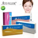 World popular hot sales ACEFILLER hyaluronic acid filler fine/derm /deep/ultra