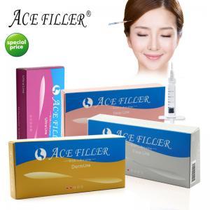 Buy World popular hot sales ACEFILLER hyaluronic acid filler fine/derm /deep/ultra at wholesale prices