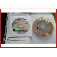 Quality 32 / 64 Bit Software Key Code , Microsoft Server Windows 2008 R2 OEM 25 Cal for sale