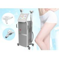 Quality Single / Three Wavelengths Painless Laser Hair Removal Machine 808nm/755nm/1064nm for sale