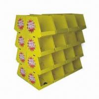 Quality Trade Show Furniture, Made of Corrugated Cardboard Material, 300 Pieces MOQ, OEM/ODM Orders Welcomed for sale