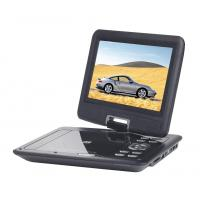 Quality Swivel 9 Inch Portable DVD Player for entertainment as Christmas gift for sale