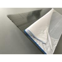 Quality High Impact Strength Grey Polycarbonate Roofing Sheets 6mm * 2.1 * 11.8m With for sale