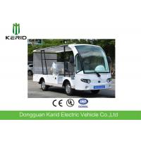 Quality 2 Seater Electric Cargo Van For Goods Loading And Unloading 1000kg for sale