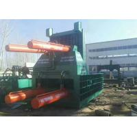 Quality Scrap metal recycling machine 250t  hydraulic pressing automatic baler for sale