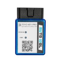 Quality New Toyo Key Pro OBD II Car Key Programmer Support Toyota 4D, 4D-G, 4D-H All Key Lost for sale
