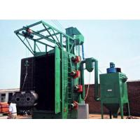 Buy cheap Metal Parts Dustless Hanger Type Shot Blasting Machine With Steel Shot 30t / H from wholesalers