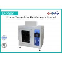 China Automated Needle Flame IEC Test Equipment IEC60695-11-5 Flammability Tester on sale
