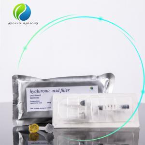 Buy OEM ODM supply dermal filler For face beauty Hyaluronic Acid Injection Filler 1ml 2ml at wholesale prices