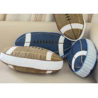 Quality 100% Cotton Personalized Fashion Gifts Embroidered Patchwork American Football for sale