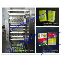 China DXDK-900D Automatic Multi-line sugar packing machine stick on sale