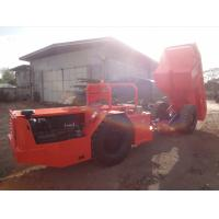 Quality RT-12 Carbon Steel Low Profile Dump Truck For Medium Size Rock Excavation for sale