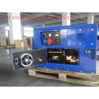 Quality Silent Type Standby Power Generator , 10KVA Quiet Running Generators With OEM / ISO Certificate for sale