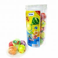 Quality Diamond Ball Calorie Free Healthy Hard Candy / Candies For Baby Low Sugar for sale
