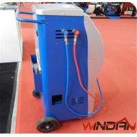 12L Gas Cylinder Volume Automatic Refrigerant Recovery System , Air Conditioning
