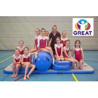 Buy cheap high quality fitness equipment Inflatable Tumble Track for Gymnastics GT-GYMT from wholesalers