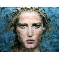 Buy cheap portrait painting women nude painting from wholesalers