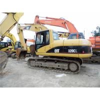 Buy cheap Caterpillar 320CL Used 20 Ton Excavator For Sale from wholesalers