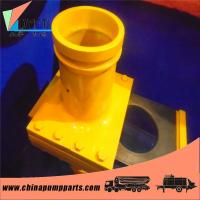 Quality Concrete Pump Shut Off Value for sale